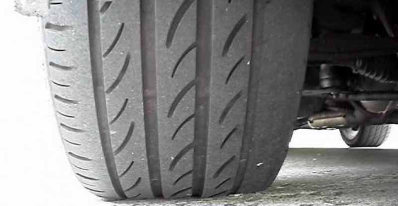 test if your tires need replacing