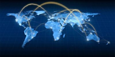 Export business supply chain