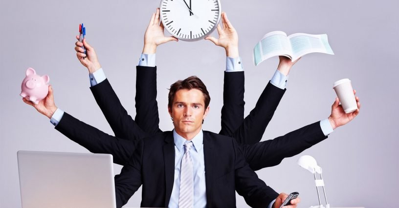 Stop being a workaholic