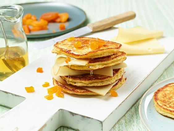 Easy recipe to make protein pancakes