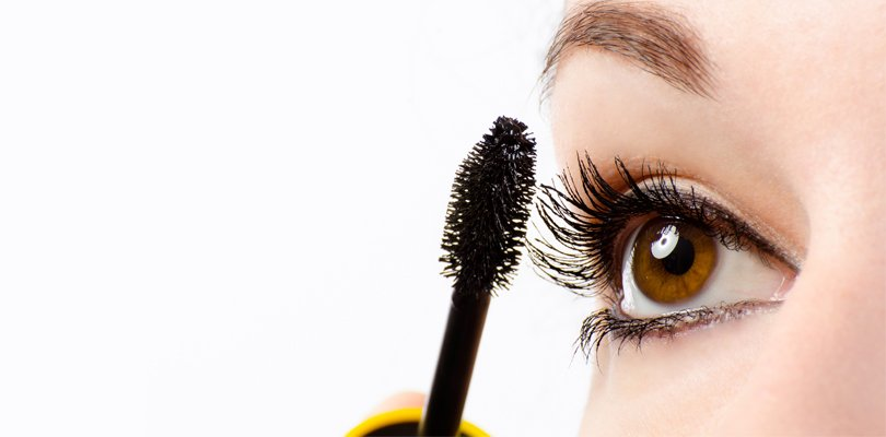 apply mascara properly