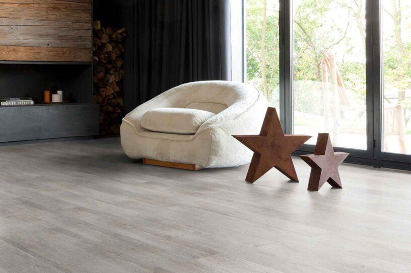 lay a click vinyl floor