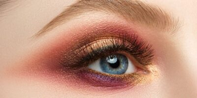 right eyeshadow for your eye color