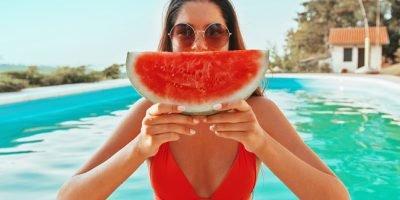 foods that repair sun damage