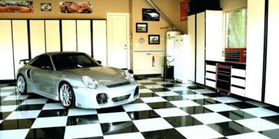 Garage tiles
