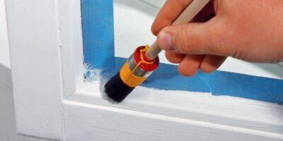 Paint window