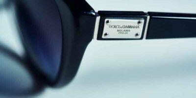 genuine or fake Dolce & Gabbana sunglasses