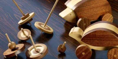 make wooden toys in easy steps