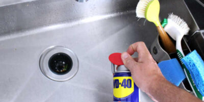 unusual things you can use WD-40 for