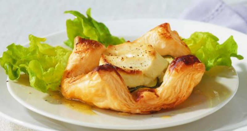 Fast goats cheese entree recipes
