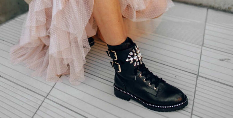style biker boots