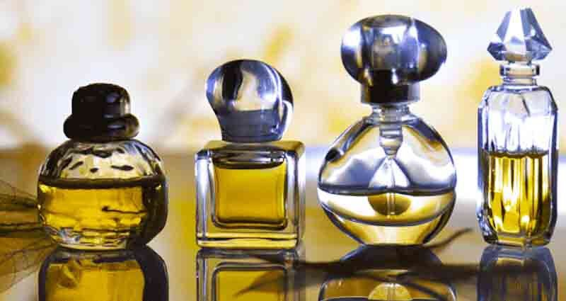 make perfume with essential oils