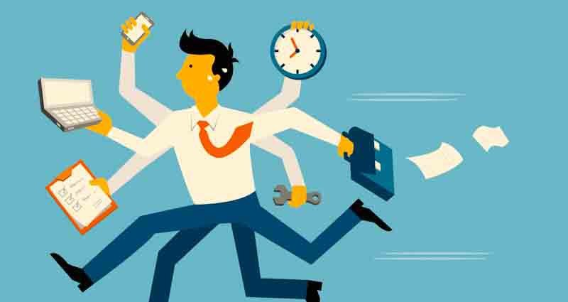 to multitask more efficiently