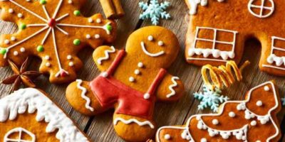 leftover gingerbread