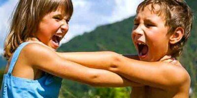 stop aggressive behaviour in children