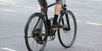 bicycle trouser protector
