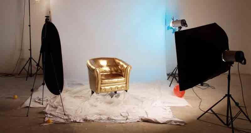 build a photography studio