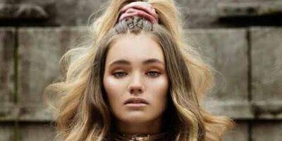 make a hair scrunchie