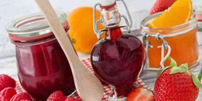 make easy jam recipes