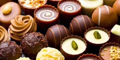 easy recipes to make chocolates