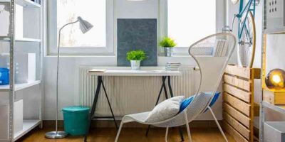 make space in a small room