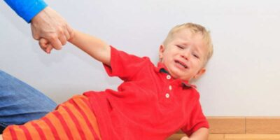 avoid child tantrums after daycare