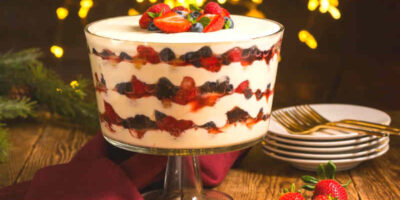 easy Christmas dessert recipes