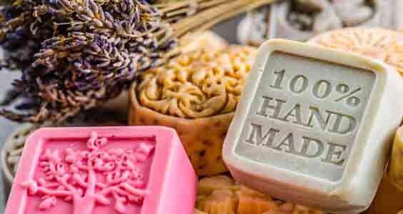 make homemade soap easily