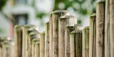 Choose and build a garden fence