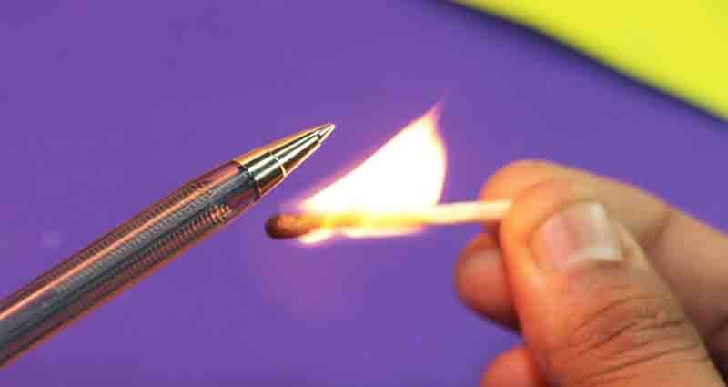 revive dried ballpoint pens