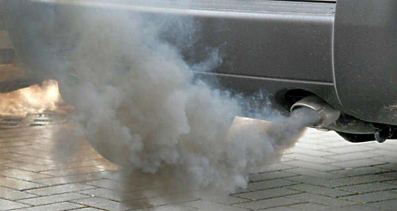 clean a diesel particulate filter