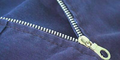fix a jammed zipper