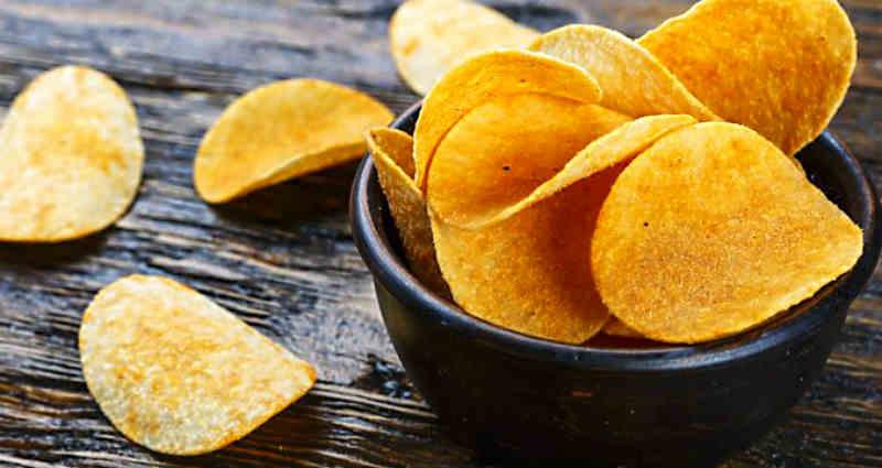 make chips and crisps at home