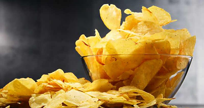 make stale chips crisp again