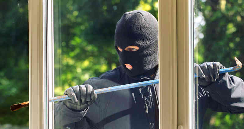 protect your home from break-ins