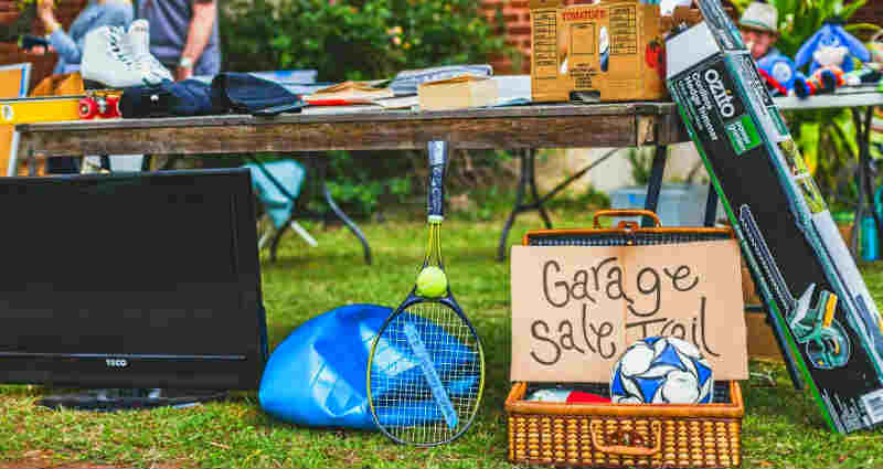 sell junk and make money