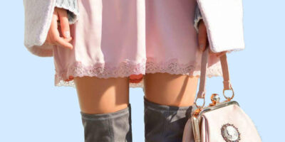 style skirts in winter