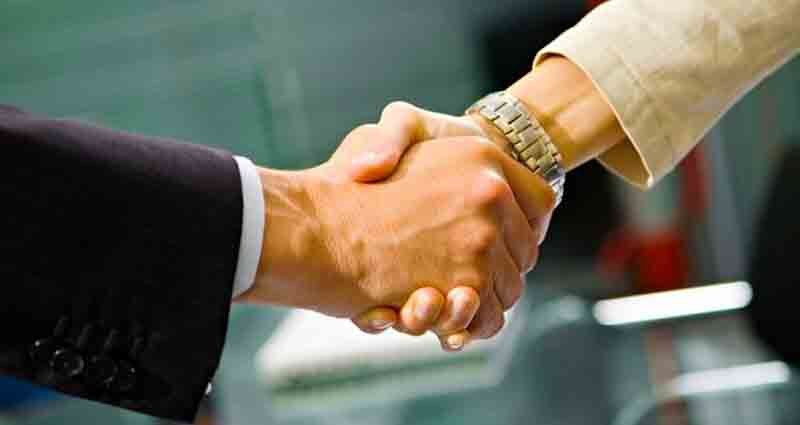 choose key business partners