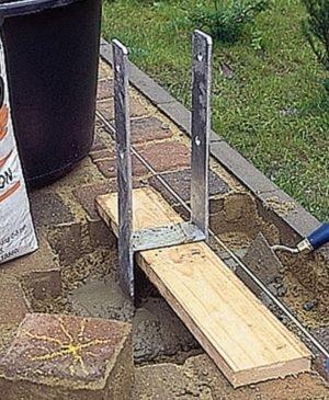 Build a bike shelter