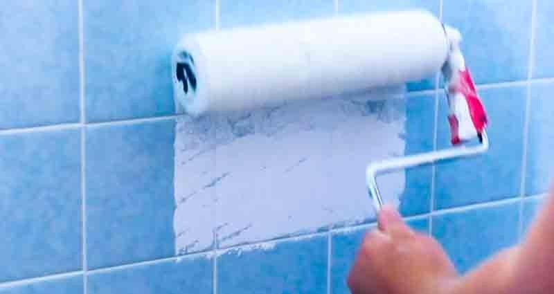 paint tiles