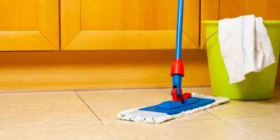 best ways to clean porcelain stoneware tiles