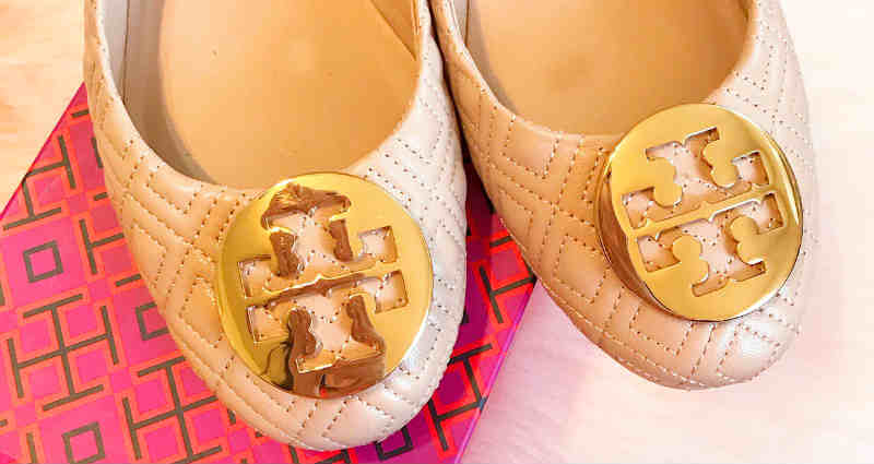 fake vs genuine Tory Burch