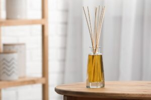 DIY reed diffuser fragrance