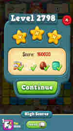 to beat and win at Toon Blast and Toy Blast