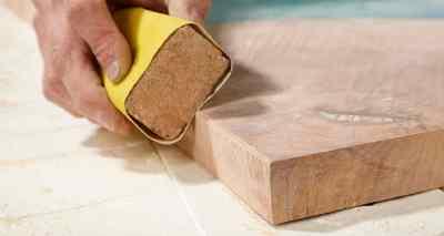 make an epoxy resin wood table