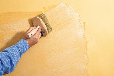 how to use decorative plaster to style a wall