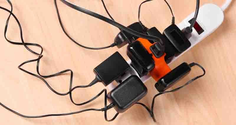 best ways to tidy cables