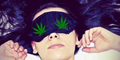 use CBD oil to treat insomnia