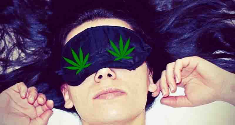 use CBD oil to treat insomnia