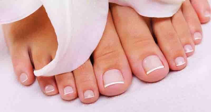 cure nail fungus